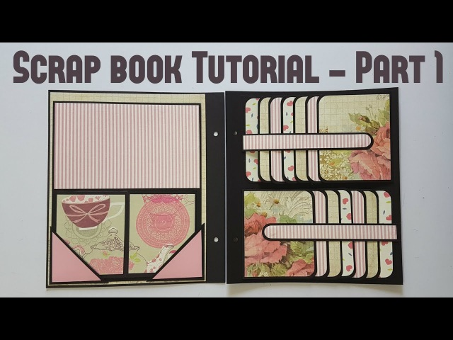 FG Script page31 Scrap book Tutorial Part 1