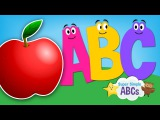 The Sounds of the Alphabet  A-B-C  Super Simple ABCs