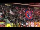Delije Fratria - Ludnica sa braćom - Evri go   Crvena zvezda - Spartak Moskva 2:1