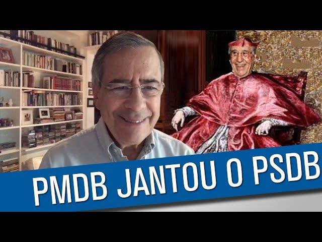 PSDB deu o Golpe para o PMDB governar