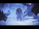 Дариус Страх Анимационная мастерская League of Legends