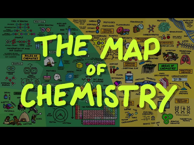 The Map of Chemistry
