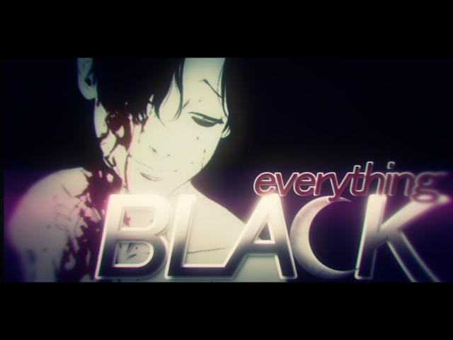 Everything black killing stalking mmv