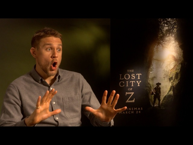 The Lost City of Z interview EXCLUSIVE