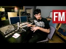 Pendulum's Rob Swire In The Studio With Future Music