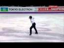 Denis TEN Денис ТЕН - Men FS - Worlds - London, Canada 03.15.2013