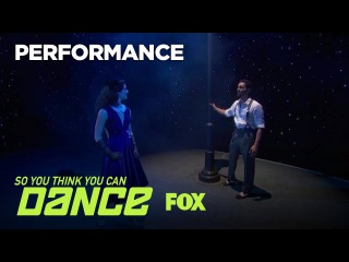 Taylor & Robert's Broadway Performance | Season 14 Ep. 11 | SO YOU THINK YOU CAN DANCE