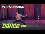 Logan Hernandez's Solo Performance | Season 14 Ep. 10 | SO YOU THINK YOU CAN DANCE