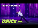 Mark Villavers Solo Performance | Season 14 Ep. 11 | SO YOU THINK YOU CAN DANCE