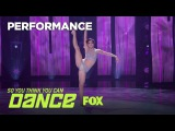 Taylor Sieve's Solo Performance | Season 14 Ep. 10 | SO YOU THINK YOU CAN DANCE