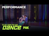 Dassy & Fik-Shun's Bollywood Performance | Season 14 Ep. 11 | SO YOU THINK YOU CAN DANCE