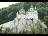 Песнопения хор братии  Св.  Успенского Святогорского монастыря