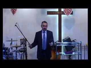 Осьмухин Вадим ( церковь Слово жизни г.Саяногорск) - Все, что нам нужно знать о Боге (4 12 16)