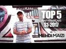 Top 5 Rap Français S1 2017 De Mehdi Maizi OKLM TV