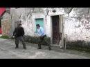 Master Danilo Rossi lajolo Di Cossano and instructor Aleksandr Slesar Ukraine Kiev