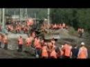 крупнейшее крушение поезда в России за последние 10 лет