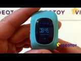 Smart Baby Watch GPS Q50 в Сыктывкаре!  подробный обзор и настройка