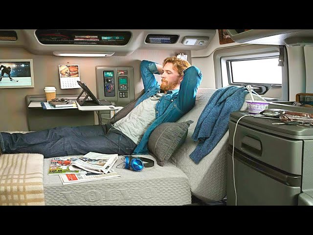 2018 Volvo VNL Truck - Better Than Your Bedroom (LUXURY TRUCK)