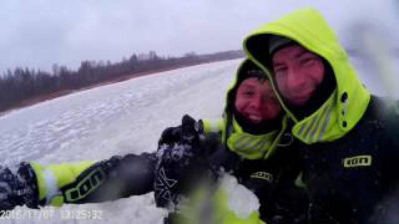 Экстрим Кайтинг Закрытие Сезона 7.11.2016