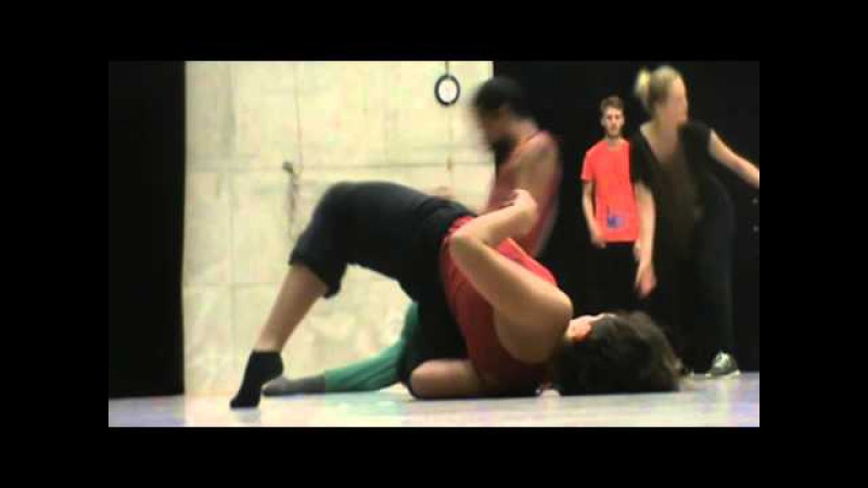 Contemporary Technique - Peter Jasko - ImPulsTanz
