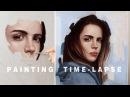PORTRAIT PAINTING TIME LAPSE Oil Painting