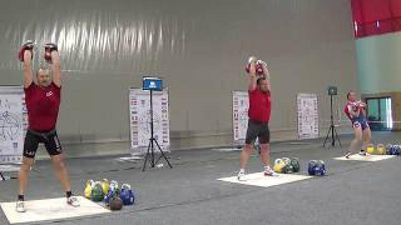 Ginko(V.) vs Daroshka (S.) vs Tokarev(V.) 95kg