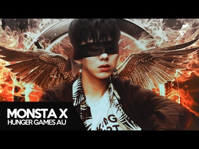 [FMV] Monsta X - Hunger Games (!AU)