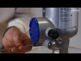Unboxing of the FMCW Radar Level Transmitter OPTIWAVE, installation and quick set-up