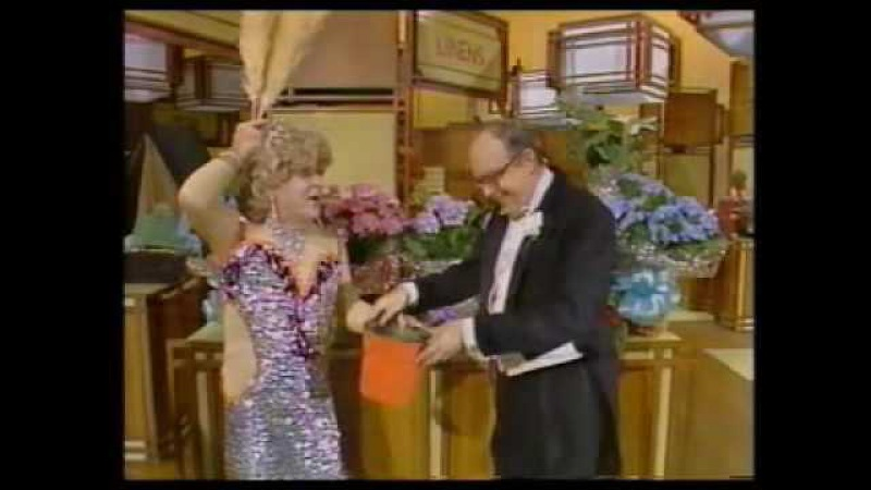 Morecambe Wise: 'Putting On The Ritz' - with Barbie Wilde