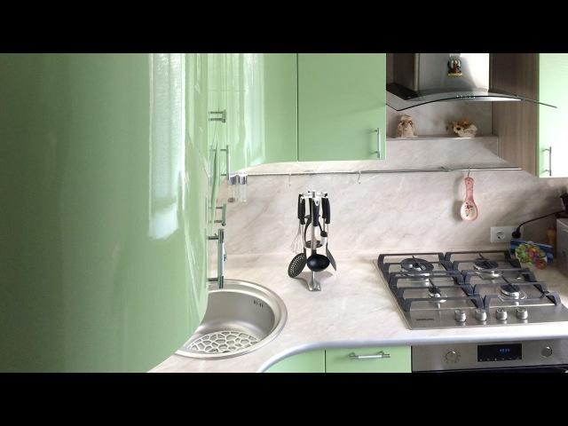 Дизайн маленькой кухни Кухня в хрущевке с газовой колонкой