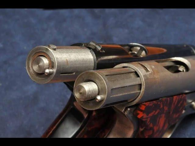 Слишком опасный пистолет который ЗАПРЕЩЕН во всем мире