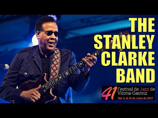 The Stanley Clarke Band Festival de Jazz de Vitoria Gasteiz 2017