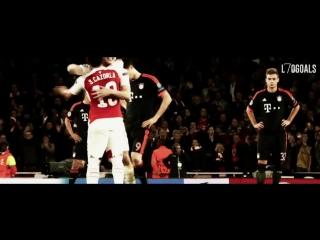 FC Bayern Munich vs Arsenal Promo - UCL 2016-17