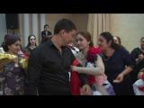 Клип сватовство Николая и Миланы