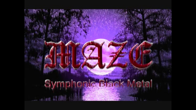 Maze - Her Ghost In The Fog (CRADLE OF FILTH COVER)