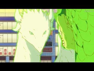 2 серия Kobayashi-san Chi no Maid Dragon/Дракон-горничная Кобаяши [Русские субтитры AniChaos]