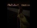 Вечерняя прогулка по берегу Средиземного моря