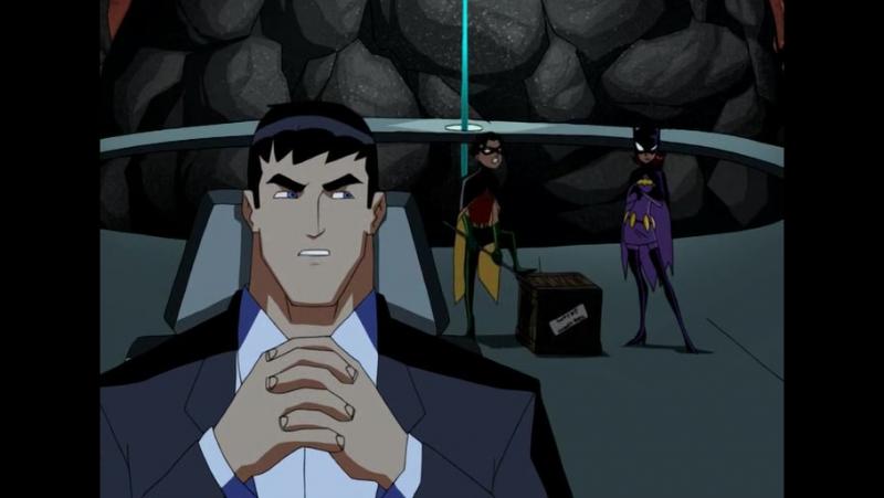 The Batman.Бэтмен (2004-2008) Четвёртый сезон 12 серия