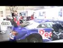 DTM 2017, Moscow Raceway, боксы Audi Sport Team Abt Sportsline.