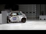 2013 Fiat 500 Краш Тест