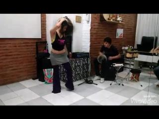 Belly dance Drum solo - Tabla solo 3770
