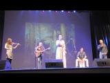 Фолк - группа (Нибелунги)   авторская песня Не достать реки