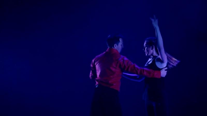 Отчетный концерт 03.06.2017 г. Призрак - Аня и Слава