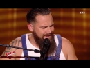 Will Barber - « Another Brick In the Wall » (Pink Floyd) _ The Voice France 2017