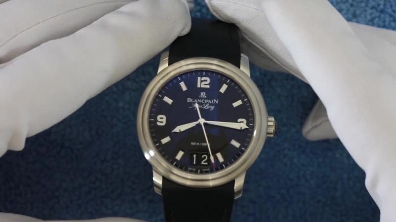 BLANCPAIN aka di Putin orologio da polso