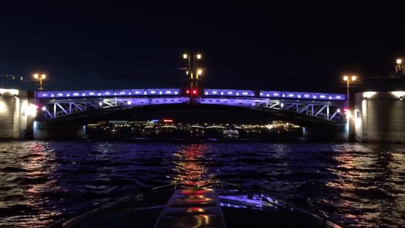 Развод мостов - начало