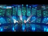 161015 BTS - 21세기 소녀 (21st Century Girl) @ Music Core