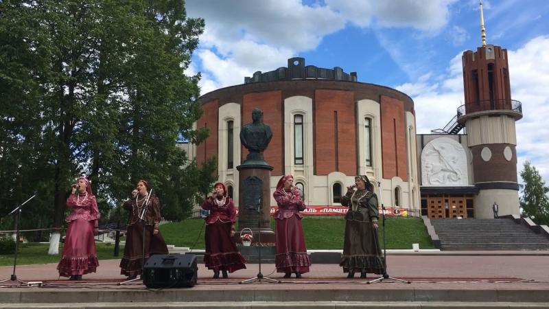Фестиваль в Жуков июнь 2017г.