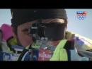 Биатлон Кубок мира 2013 2014 2 этап Гонка преследования мужчины Хохфильцен 08 12