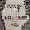 PARADISE LOST (UK)    19.05.17    СПб (ClubZal)